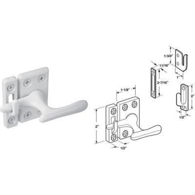 Defender Security Universal Casement Latch Fastener