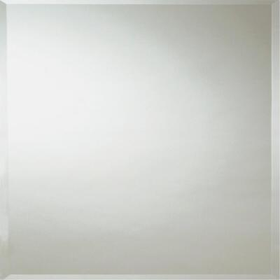 Renin Somerset 12 In. x 12 In. Beveled Edge Mirror Tile (6 Count)