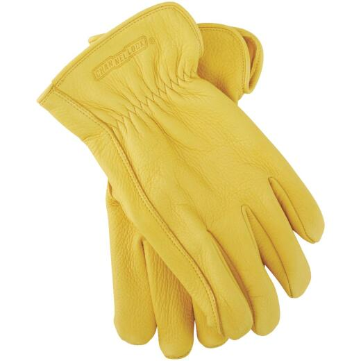 Channellock Men's Medium Deerskin Work Glove