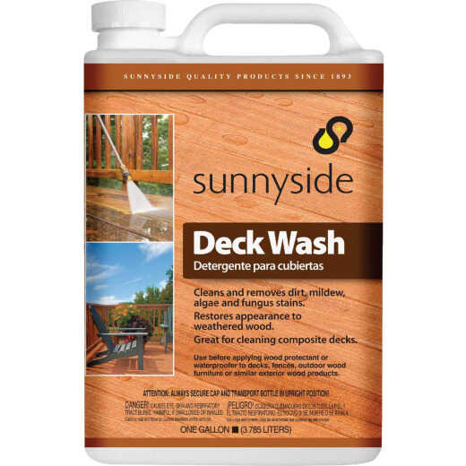 Sunnyside 1 Gal. Deck Wash