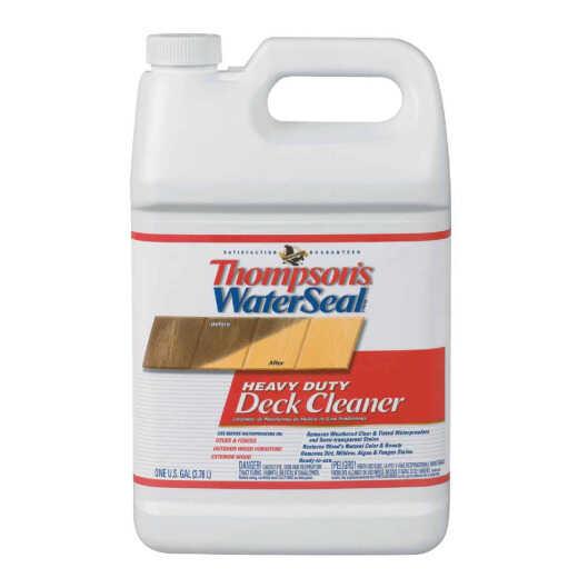 Thompson's WaterSeal 1 Gal. Heavy-Duty Deck Cleaner