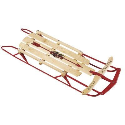 Flexible Flyer Wood & Steel 48 in. Snow Sled